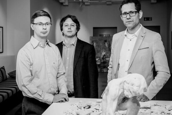 Wolfgang, Andrin, Christian