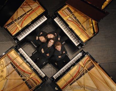 Gershwin Piano Quartet_c_Andreas Zihler