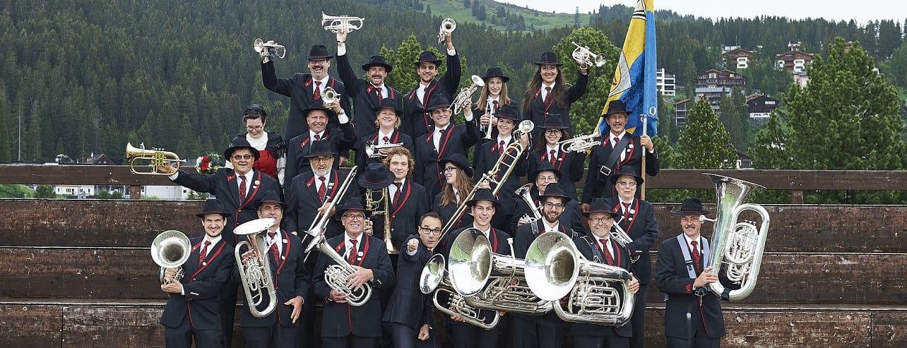 Musikgesellschaft Madrisa Klosters-Dorf