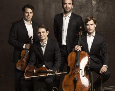 Quatuor Modigliani_c_Luc Braquet