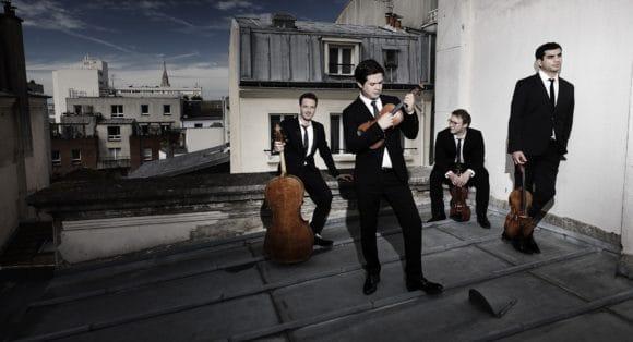 Quatuor Van Kuijk_c_Nikolaj Lund
