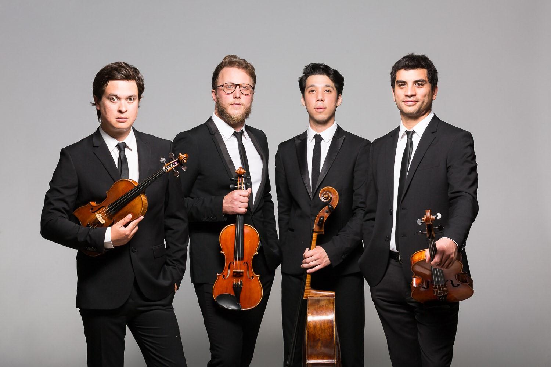Quatuor Van Kuijk_c_Svend Andersen