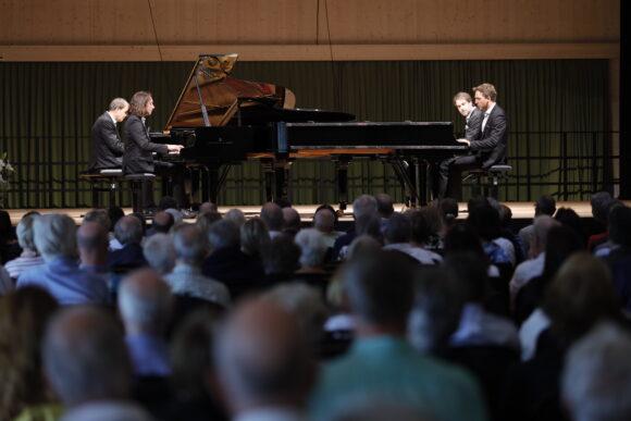 Gershwin Piano Quartet © Marcel Giger