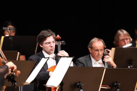 Die Deutsche Kammerphilharmonie Bremen © Marcel Giger