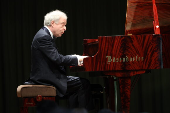 Sir András Schiff © Marcel Giger
